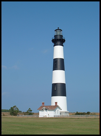 Look Up A Number >> Bodie Island Lighthouse